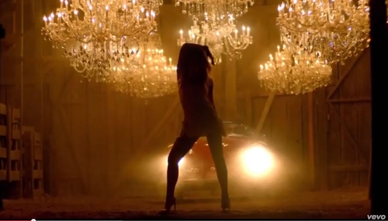 Versão explícita do clipe de #Beautiful