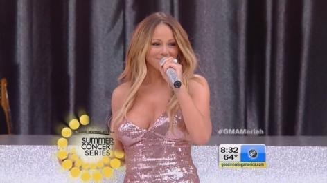 Mariah Carey fará turnê mundial