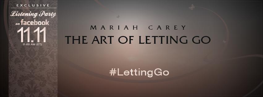 Novo single de Mariah Carey: The Art of Letting Go
