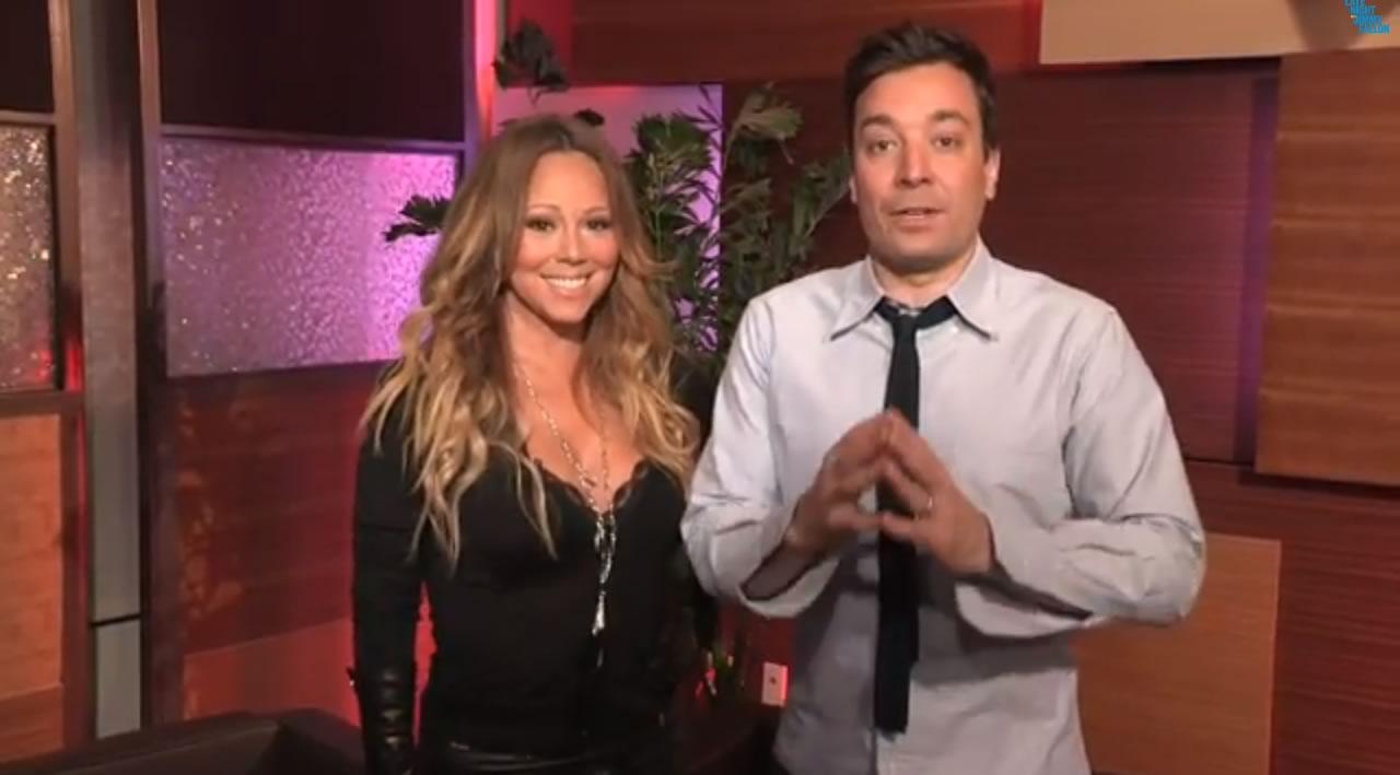 Mariah Carey surpreende fãs