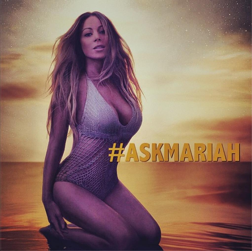 Faça uma pergunta à Mariah Carey