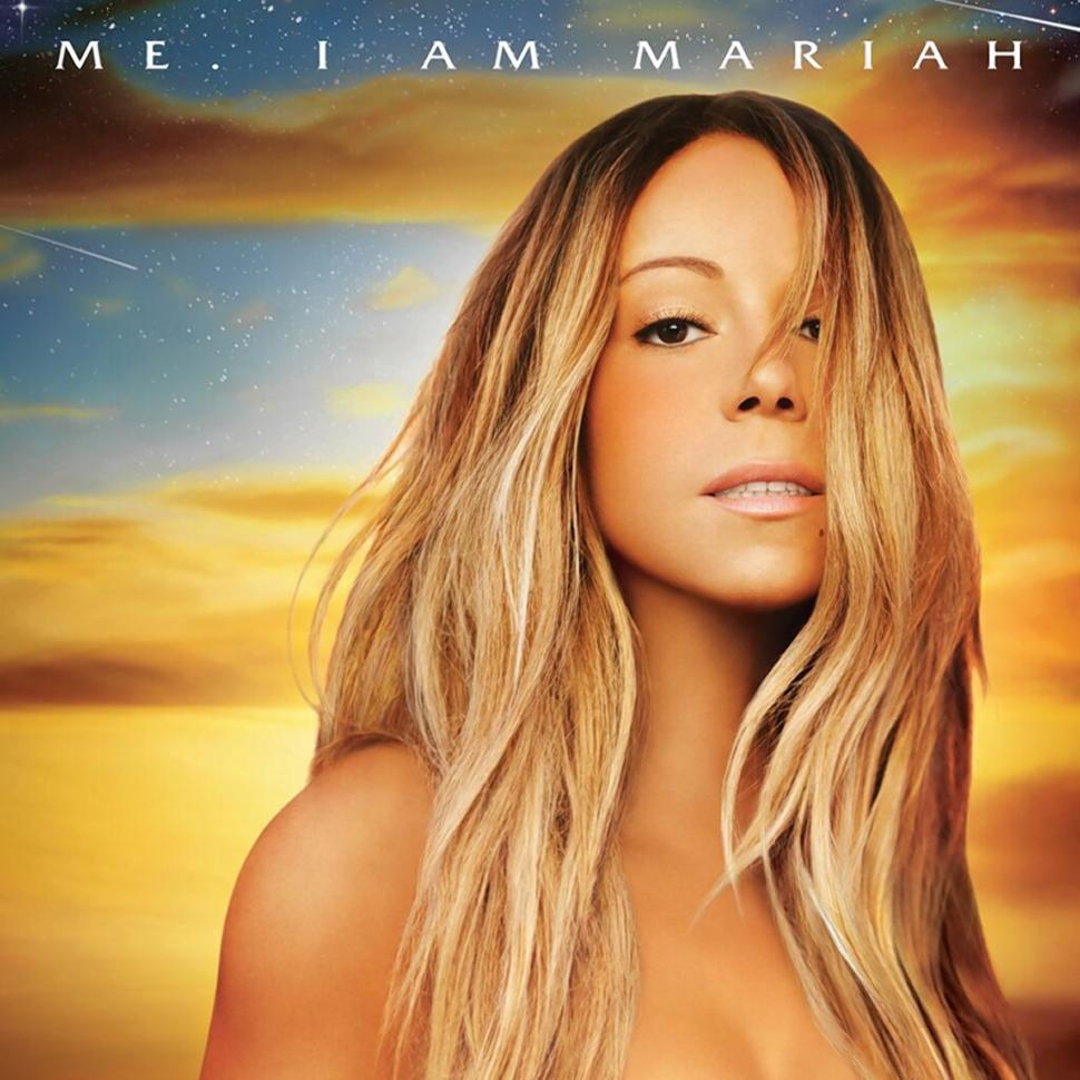Capa de Me. I Am Mariah Deluxe Ediiton