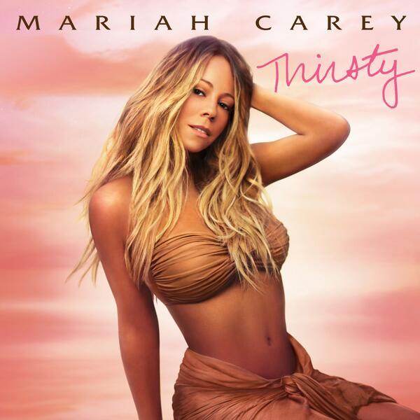 """Escute o áudio oficial de """"Thirsty"""", novo single de Mariah Carey"""