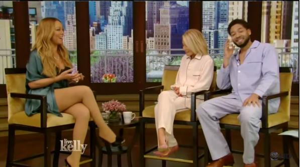 Mariah Carey em entrevista declara que fará show da America do Sul
