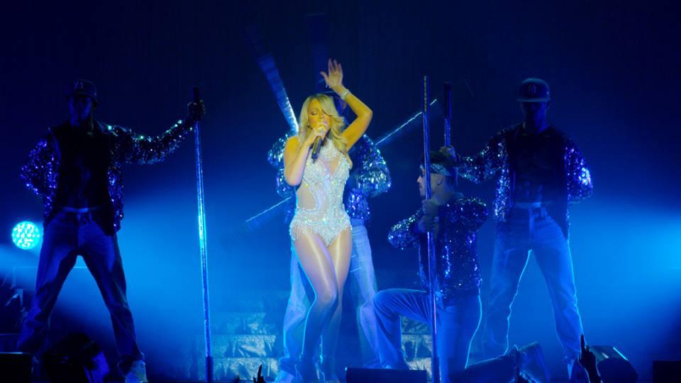 Mariah Carey confirma show no Brasil