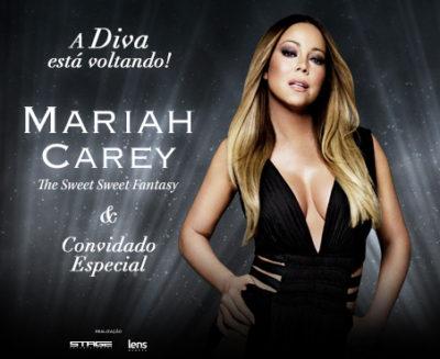 Exclusivo Mariah Carey no Brasil: qual música você quer ouvir?