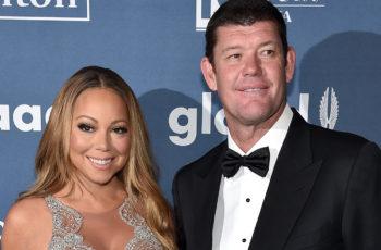 James Parker fala sobre seu noivado com Mariah Carey