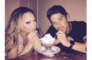Mariah Carey e Brian Tanaka