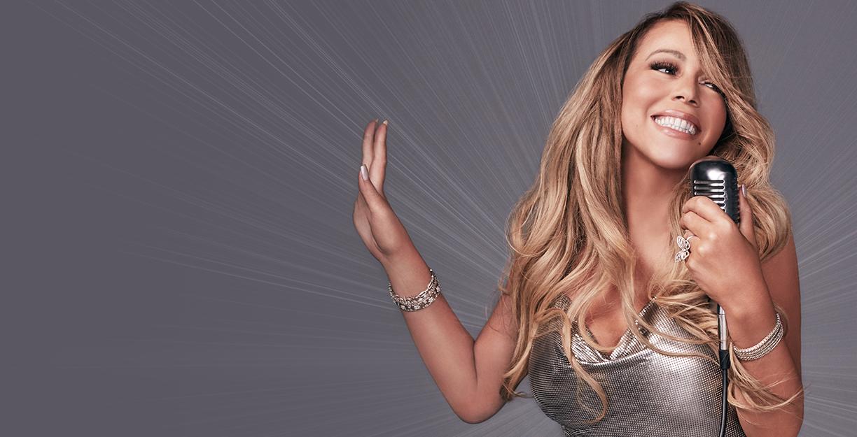 Mariah Carey em turnê