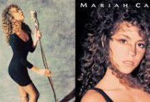 "Capa do álbum ""Mariah Carey"" (1990)"