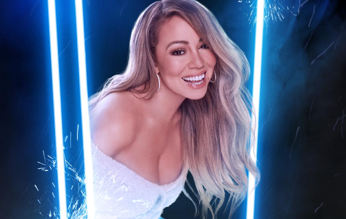 Foto oficial de Mariah Carey para o Billboard Music Awards 2019