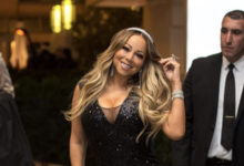 Mariah Carey no Festival de Cannes em 2019